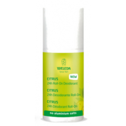 DESODORANTE DE ROOL-ON CITRUS 50 ml - WELEDA
