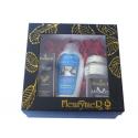 Pack caja regalo FLEURYMER Serum y Maxima + Crema de Manos Aloe y Plantas medicinales