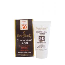 Crema solar facial SPF-30