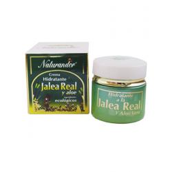 Crema Hidratante de Jalea Real Naturandor