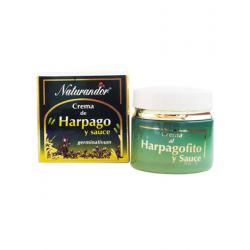 Crema de harpago y sauce Naturandor