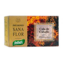 COLA DE CABALLO - Infusiones Sanaflor - SANTIVERI