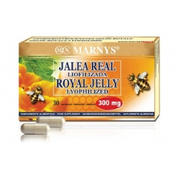 Jalea Real liofilizada 300 mg  - MARNYS