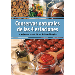 Conservas naturales de las 4 estaciones - Ediciones del Serbal