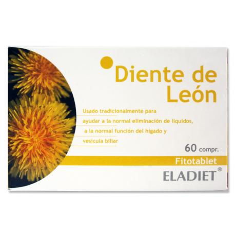 DIENTE DE LEÓN - Fitotablet - ELADIET