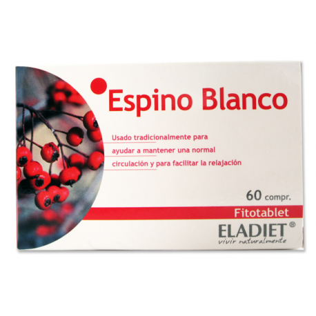 ESPINO BLANCO - Fitotablet - ELADIET