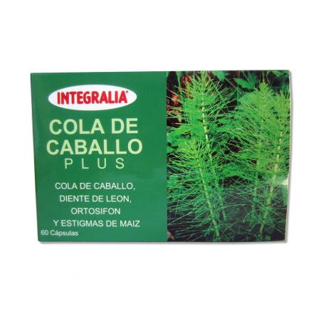 Cola de Caballo Plus Cápsulas - INTEGRALIA