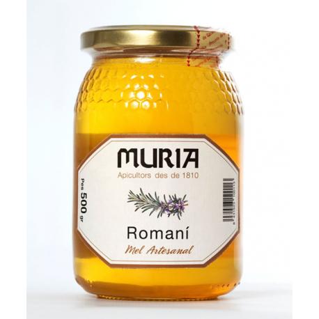 ROMANÍ 500 g  - MEL MURIA