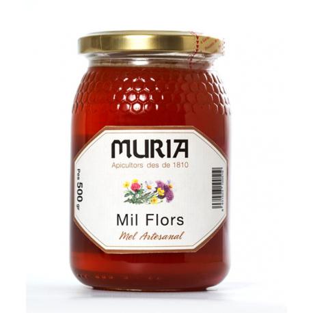 MIL FLORS 500 g  - MEL MURIA