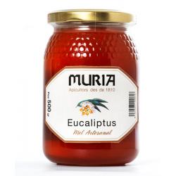 EUCALIPTUS 500 g  - MEL MURIA