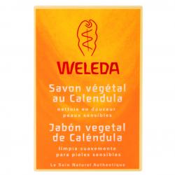 JABÓN VEGETAL DE CALÉNDULA 1OO g - WELEDA